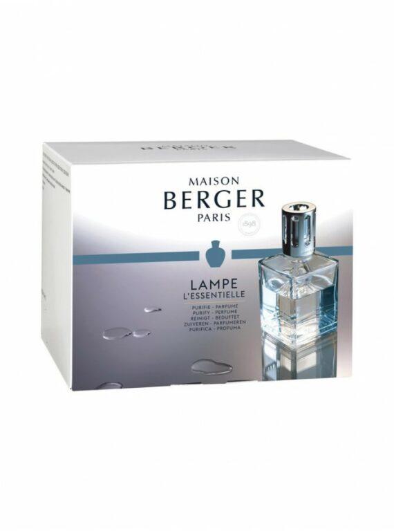 Lampe Berger aloituspakkaus Essentielle Carreé