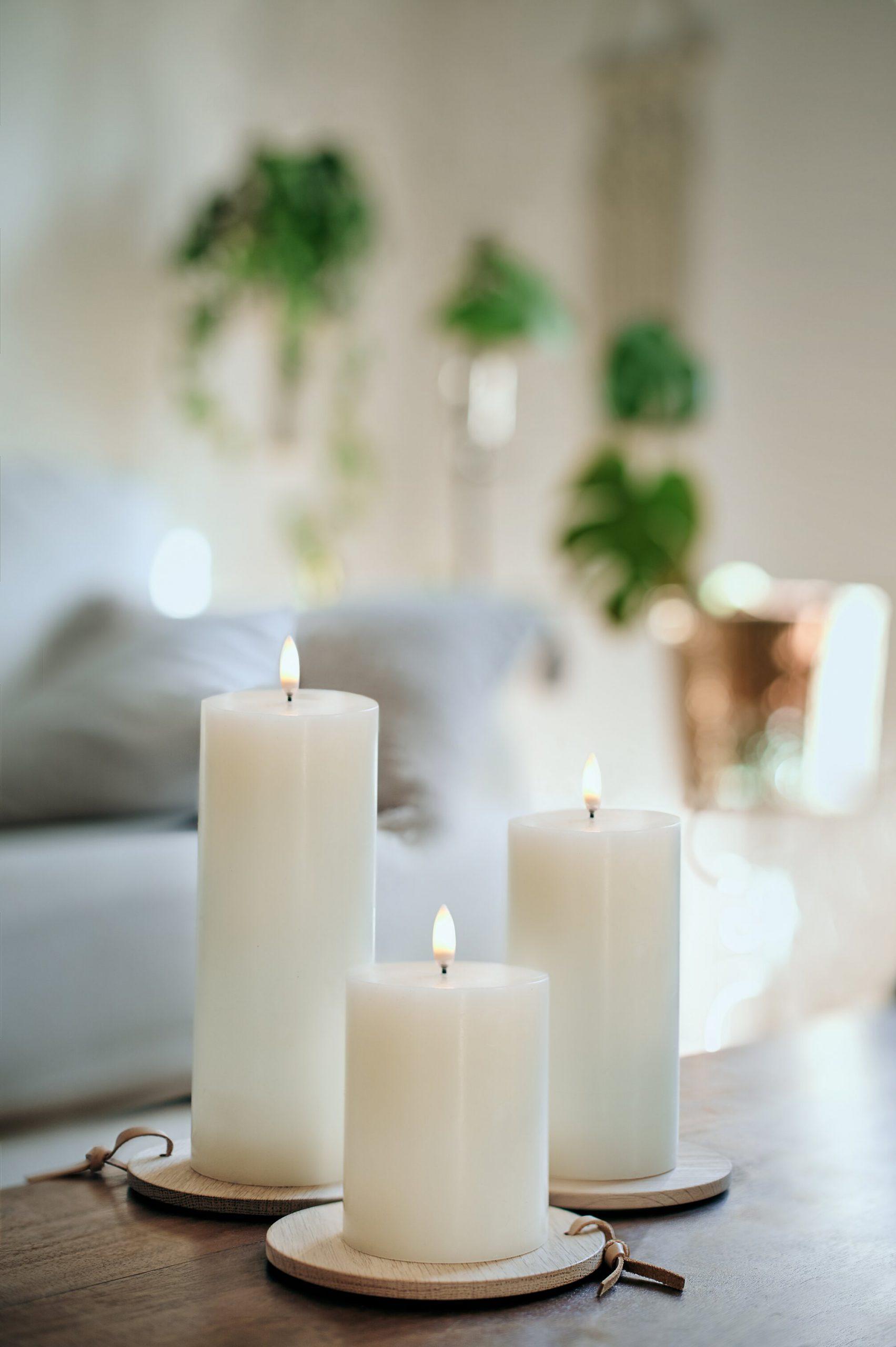 UYUNI led kynttilä 8×20