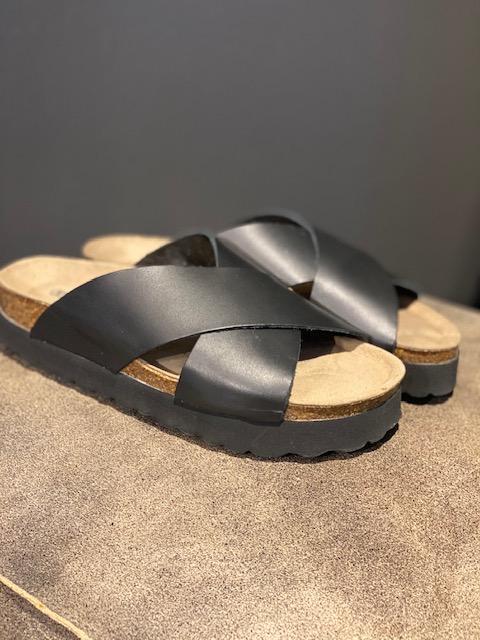 ReDesigned, Vina sandaali, musta