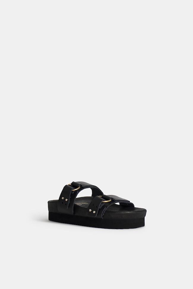 ReDesigned: Calinas sandaali, musta